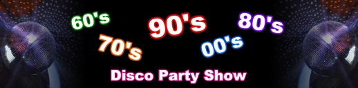 Disco Party Show 70's 80's 90's